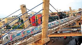 Mumbai Metro starts structural health monitoring