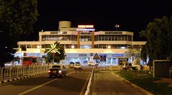 Trials begin for new traffic plan at Chennai airport