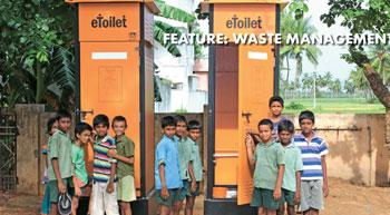 Addressing Sanitation Challenges the Smart Way