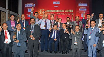 CW Annual Awards | India´s Fastest Growing Construction Companies Unveiled and Awarded