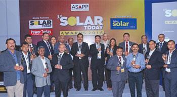 1st Solar Today Awards 2016