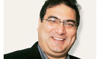 Areef  Patel, Vice-Chairman, Patel Integrated Logistics Ltd