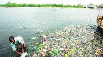 By year-end, 85-90percent treated wastewater will flow into Ganga