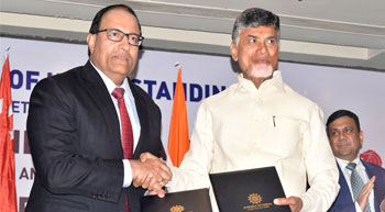 AP signs MoU with Singapore Government