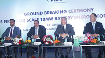 India to get its first grid-scale energy storage system