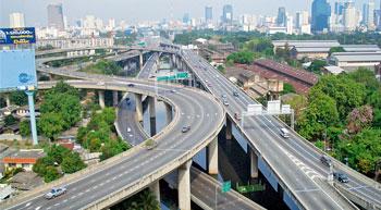 Road Widening Under Progress