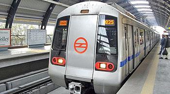 Delhi Metro installs 16 new AFCs