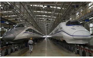 JICA halts the funding of the bullet train