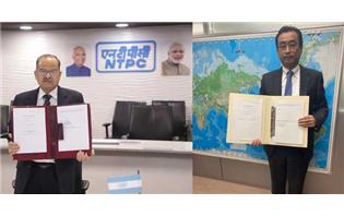 NTPC Enters JPY 50 Billion Loan Agreement with JBIC