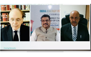 Pradhan Invites Global Majors to Participate in India's Multi-Pathway Energy Transition