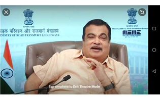 Look at ways of reducing cost of government projects: Gadkari