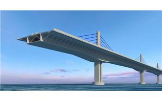 L&T Construction Wins Contract to Build India's Longest River Bridge