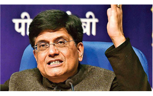 Goyal urges Indian industry to focus on improving quality, productivity