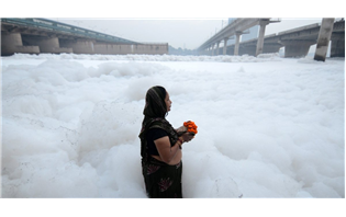 CPCB raises red flag on pollution in River Yamuna