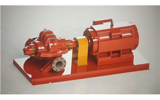 KBL fire-fighting pump sets  Atal Tunnel project