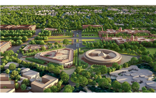 World's largest democracy commences work on a new parliament building