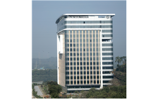 L&T unveils AM Naik Tower at Powai