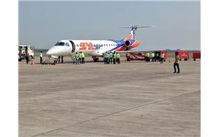 Flight ops commence on Belgaum-Surat-Kishangarh route under RCS-UDAN