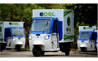 Mahindra Logistics launches all-electric last-mile delivery service