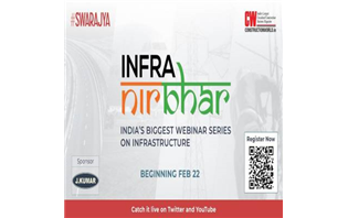 InfraNirbhar: Webinar series by CW and Swarajya