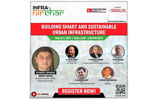 Webinar to discuss how to build smart, sustainable cities