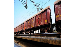 Indian Railways freight loading forecasts growth