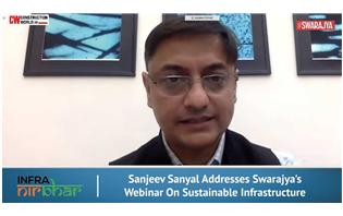 Sanjeev Sanyal: Invest more in infra, not in city master plans