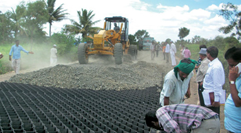 Re-construction of Major District Road in Nashik