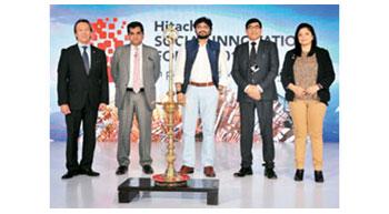 Hitachi organises Hitachi Social Innovation Forum 2015