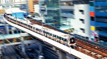 Mumbai Metropolitan Region | In Transit