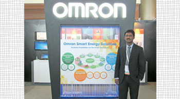 Omron's solution to address power theft