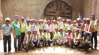 HCC achieves tunnel boring in crucial Delhi Metro III project