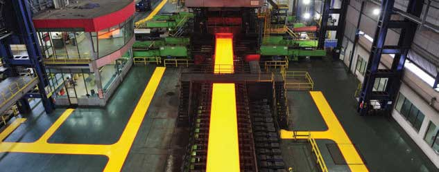 China Powers Spiralling Steel Prices