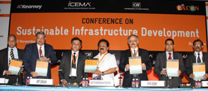 Government is working on a Mechanism for speedy resolution of disputes for Infrastructure Projects:  Dr. E M Sudarsana Natchiappan