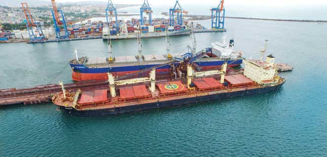 Major Port Authorities Act to Decentralise Decision-Making