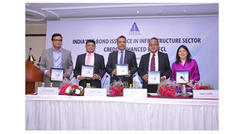 ISSUANCE OF BONDS CREDIT ENHANCED BY IIFCL