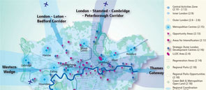 Urban growth planning: A London perspective