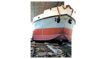 Revival of Indian Shipbuilding