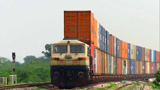 Railways Loads Record 114.8 MT Freight in May