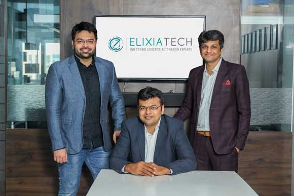 Elixia Tech secures $1 million in Pre-Series A funding
